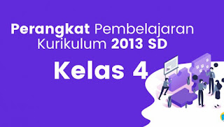 Download RPP Format 1 Lembar Kelas 4 Tema 6 K13 Revisi 2020