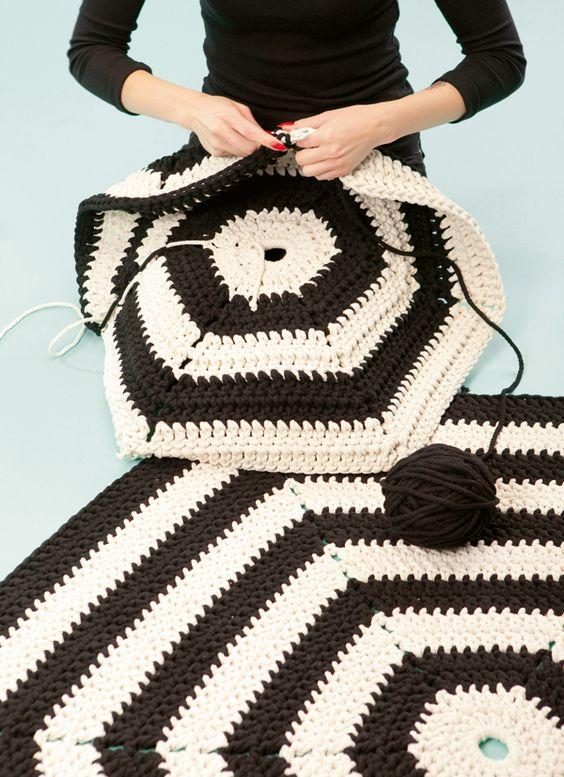 Crochet Yoh : BIG artes - Blog: Fio de malha no Crochet