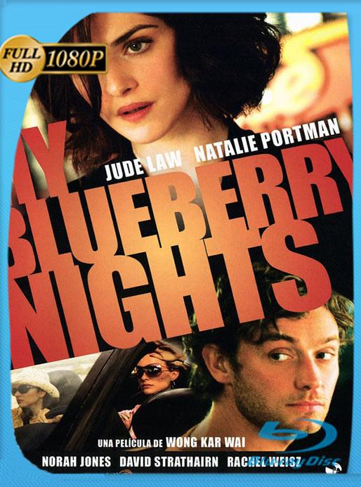 My Blueberry Nights [Noches púrpuras] (2007) HD 1080p Latino [GoogleDrive] [tomyly]