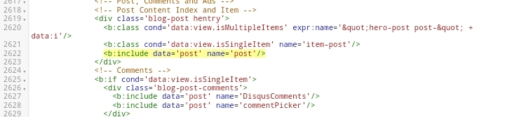 How to Hide All Blog Posts from Blogger homepage - step 6