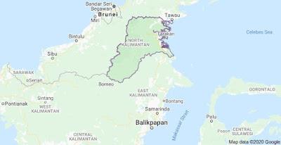 Selayang Pandang Provinsi Kalimantan Utara