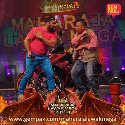 Maharaja Lawak Mega 2019 Minggu 5 Full PART 2