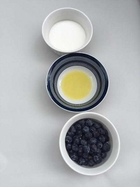 Blueberry Sugar Scrub DIY
