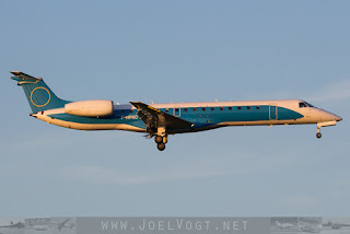Embraer EMB-145 of Enhance Aero / Siavia