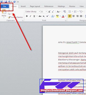 file PDF ini tak asing namun untuk mengetahui bagaimana cara menciptakannya cukup masih ba Tutorial Cepat Membuat File PDF Dengan WordOffice dan PDF Editor