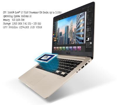 Ternyata Ini loh Alasannya Kenapa Kamu Harus Punya ASUS VivoBook S15 S510 Terbaru !