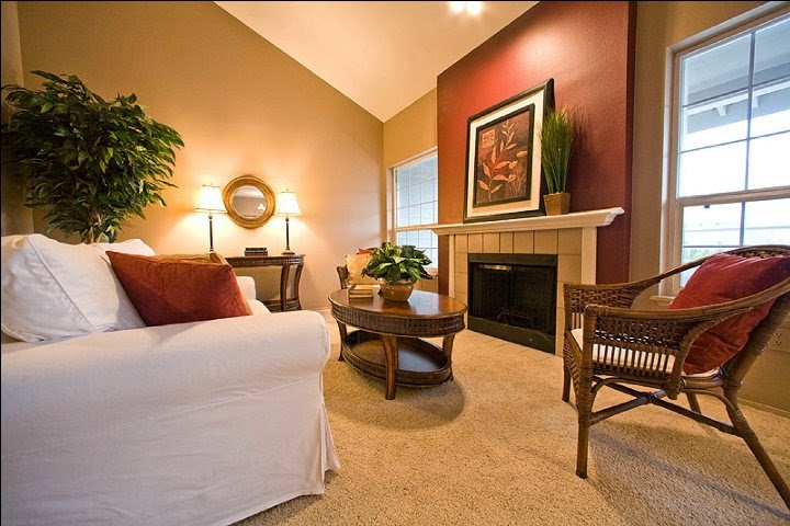Colors in living room spaces are very important to how your home will feel to people. Interior Wall Paint Colors Home Design Ideas