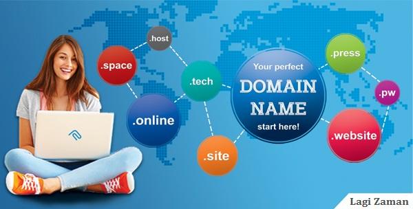 Cara Mengganti Domain Blogspot Jadi Custom Domain TLD Dengan Mudah