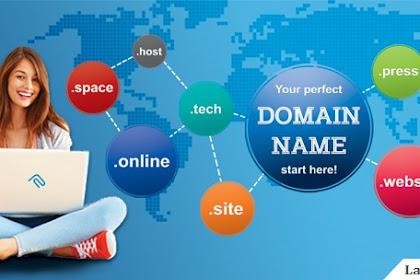 Cara Mengganti Domain Blogspot Menjadi Custom Domain TLD Dengan Mudah