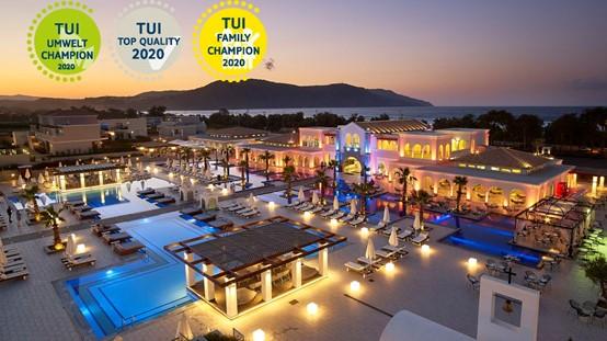 Πρωταθλητής της TUI το Anemos Luxury Grand Resort