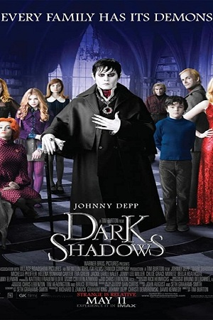 Dark Shadows (2012) Hindi Dual Audio 480p 720p Bluray