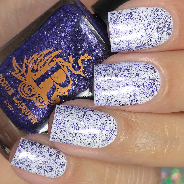 Rogue Lacquer - Pansy For Your Thoughts?