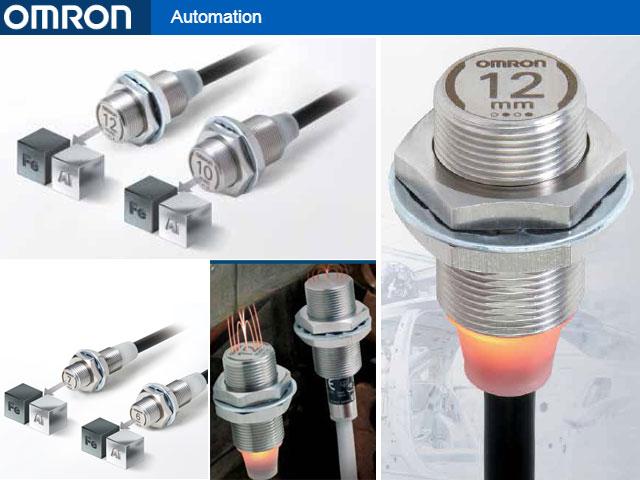 Omron New E2EW Series Proximity Sensor