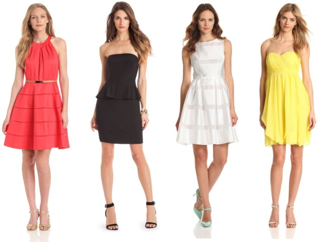 Cocktail Dresses To Wear To A Summer Wedding Prom Dresses With Pockets