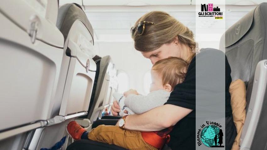 Bambini a bordo: guida pratica per arrivare preparati al check-in