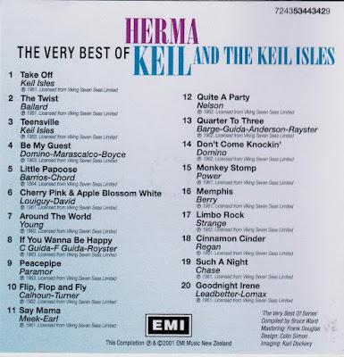 Herma Keil & The Keil Isles - The Very Best Of