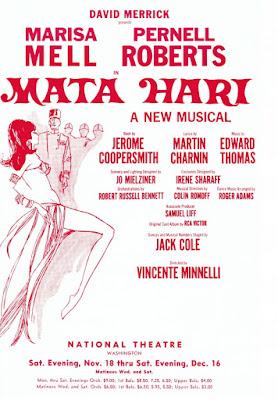 Edward Thomas: Mata Hari - Poster