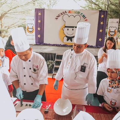 Chef Junior 2018 Ancasa Residences Port Dickson