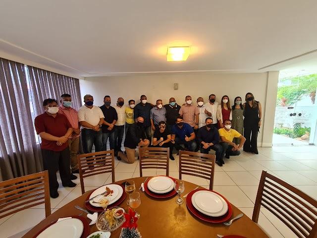 G-20: VEREADORES SE REÚNEM E DEFINEM APOIO A PAULINHO FREIRE