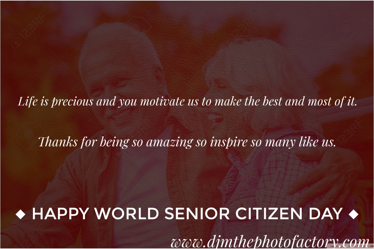 World Senior Citizen Day 2019 Wishes Images