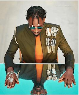 Nigerian Singer 9ice Celebrates 40th Birthday In Style (Photos)