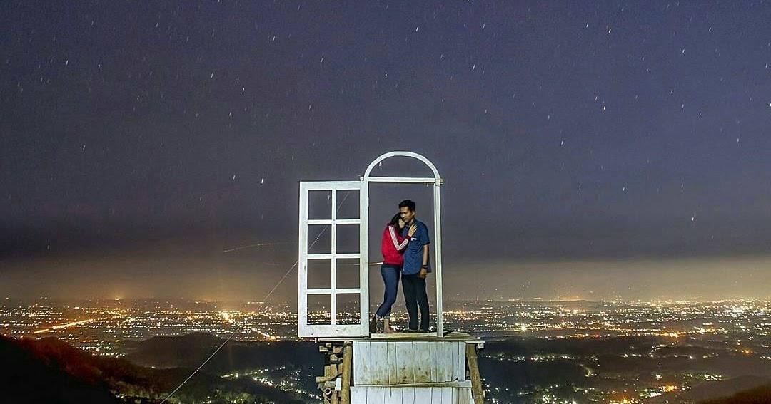 Pintu Langit Dahromo Dlingo Spot Syahdu Di Pagi Sore Dan Malam Hari Kangen Wisata