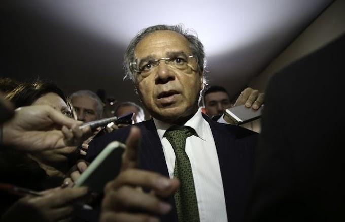 ECONOMIA: Guedes diz que governo vai manter teto de gastos