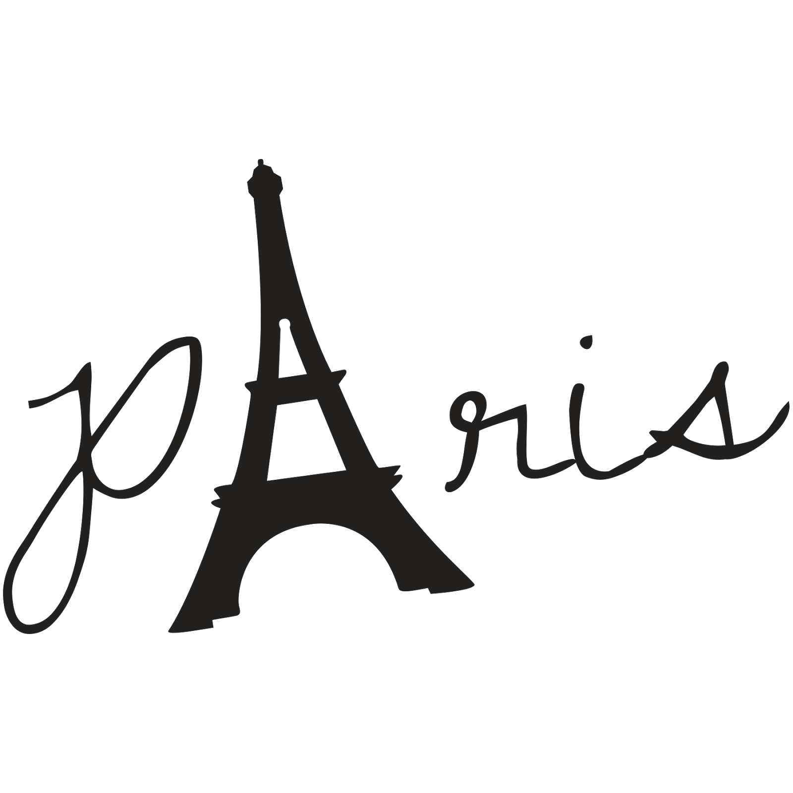 Y Paris Clipart