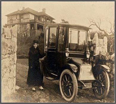 First Electric Vehicle of history