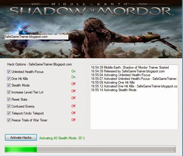 Free Working Games Trainers Cheats Hacks