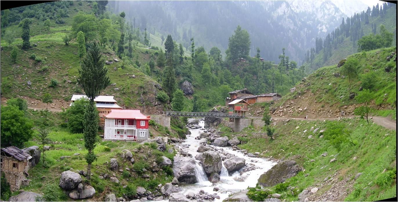 Kel Village Neelum Valley Azad Kashmir-8246