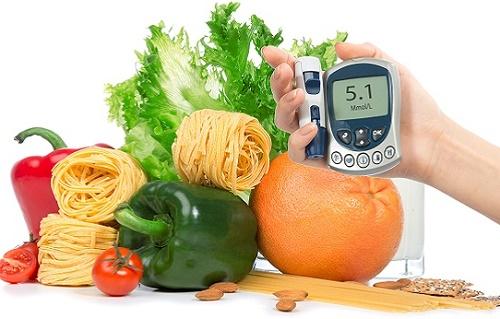 Bệnh nhân tiểu đường nên tăng cường ăn rau, củ