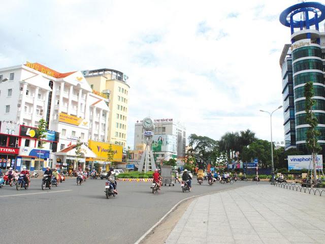 Đô thị Sóc Trăng hút đầu tư bất động sản