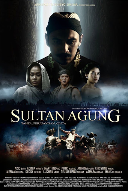 review film sultan agung the untold story