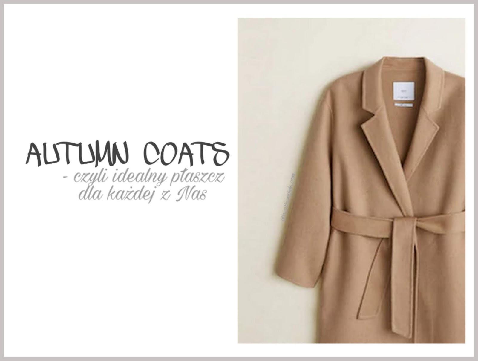 Perfect autumn coat czyli ponad 100 płaszczy i największy przegląd w sieci