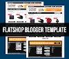 FLATSHOP Template Toko Online Blogspot Keren GRATIS