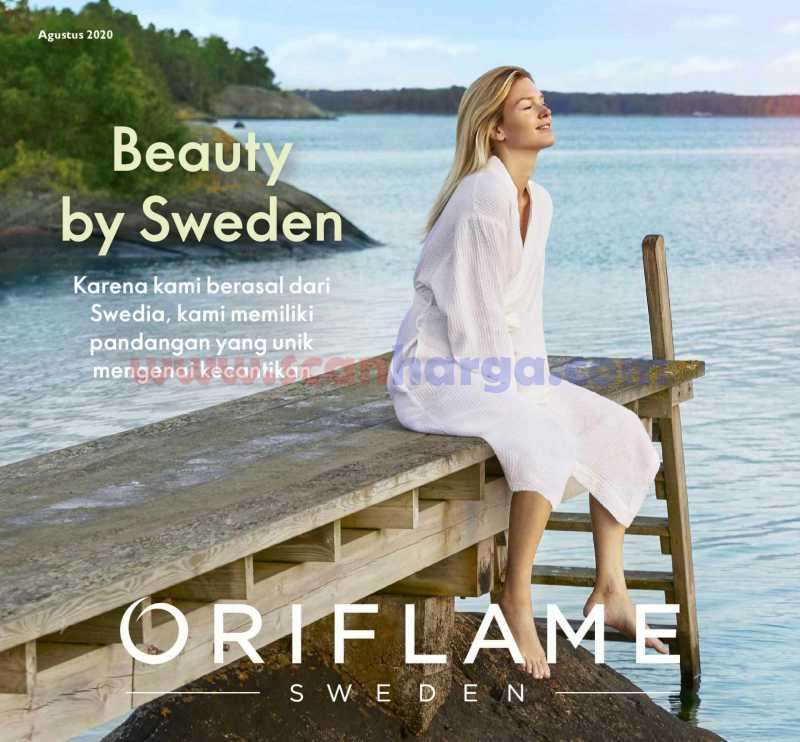 Katalog Oriflame Agustus 2020