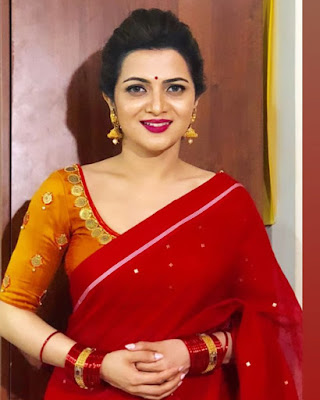 Dhivya Dharshini (Indian Actress) Biography, Wiki, Age, Height, Family, Career, Awards, and Many More