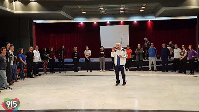Σεμινάριο Ποντιακών χορών στην Τρίπολη