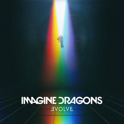 Imagine Dragons - Evolve - Album Download, Itunes Cover, Official Cover, Album CD Cover Art, Tracklist