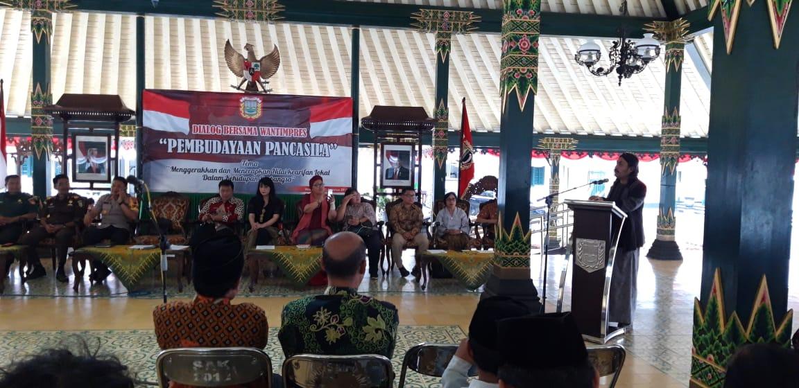 Forum Kerukunan Umat Beragama Di Wonosobo Jadi Sorotan Watimpres