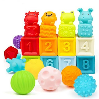Textured Baby Toys