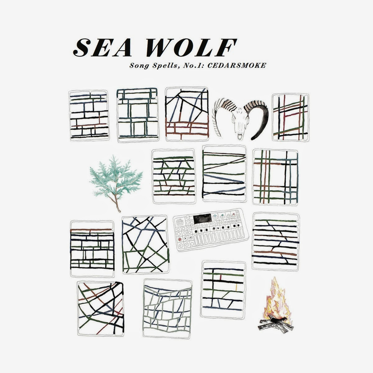 """Atlas and the Anchor: Free Friday: Sea Wolf – """"Song Spells, No 1"""