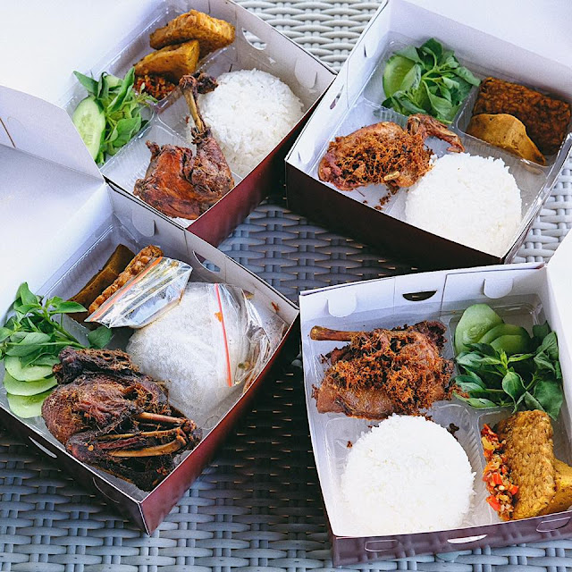 Bebek BKB Lunch Box