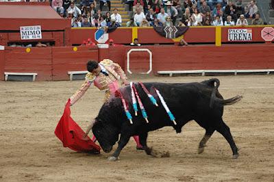 torero paco ureña corrida toros plaza lima peru