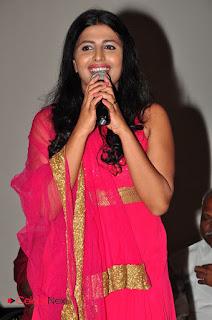 Actress Raj Shri Poonnappa Stills in Pink Dress at Mental Police Trailer Launch BollywoodGossip 0012.JPG