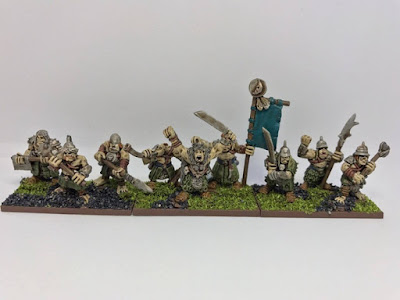 Armoured Ogre Warriors
