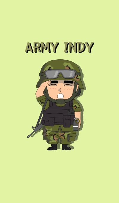 soldier indy