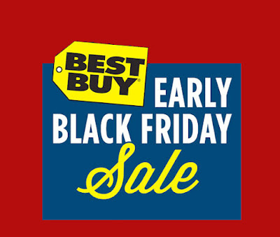 Best Buy's Early Black Friday Sale