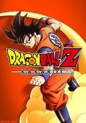 Capa do Dragon Ball Z: Kakarot